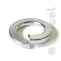 М6 Шайба гровер DIN 127 (ГОСТ 6402-70) оцинкованная