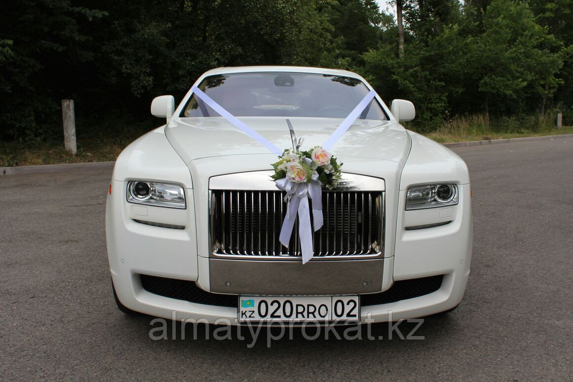 "Аренда элитного авто класса ""Люкс"" - Roll's Royce Ghost"