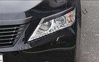 Реснички на фары на  TOYOTA CAMRY/Тойота Камри 50, фото 1