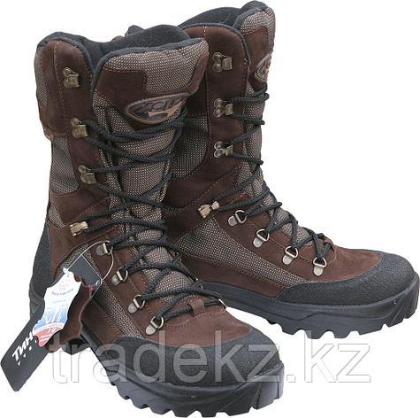 Обувь, полусапоги для охоты и рыбалки ХСН Зверобой (утеплитель Thinsulate 3M), размер 43, фото 2