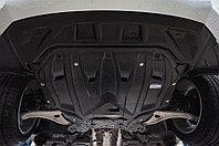 Защита картера двигателя КПП и Раздатки на Infiniti QX 56/Инфинити QX 56 2010-