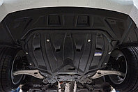 Защита картера двигателя КПП и Раздатки на Infiniti QX 80/Инфинити QX 80 2013--