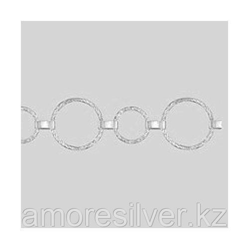 Браслет из серебра с алмазной гранью  SOKOLOV 94050132 размеры - 17 18 18,5 19