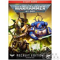 WARHAMMER 40000 RECRUIT EDITION (ENGLISH)