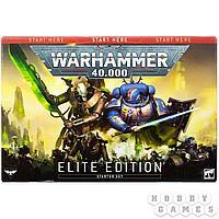 WARHAMMER 40000 ELITE EDITION (ENGLISH)