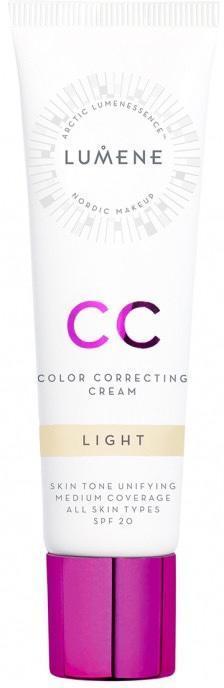CC-крем для лица SPF 20, оттенок 3491 Light