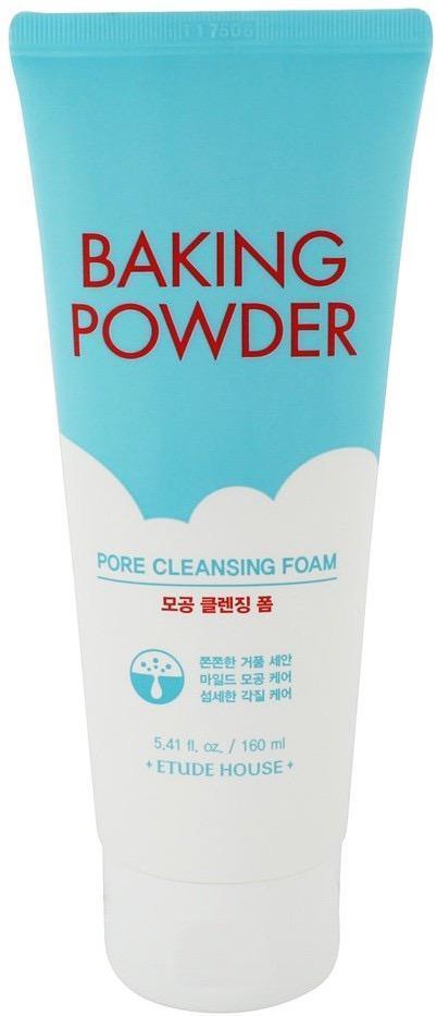 Пенка для умывания глубоко очищающая пенка с содой Baking powder