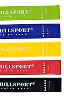 Набор резинок для фитнеса Mini Bands 5в1