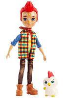 Кукла Enchantimals со зверюшкой Ривод Рустер и Клак