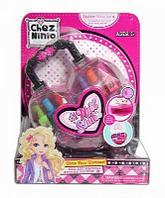 Набор детской декоративной косметики Сердце