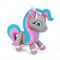 Набор для изготовления текстильной игрушки Пони