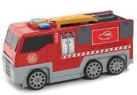 Набор Dickie Toys Складная пожарная машина, свет, звук