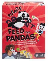 Игра настольная Mattel Покорми панду GMH35