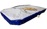 Фирменный тент для экспедиционного багажника 2000х1350х200 на НИВА 5 дв.