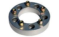 Проставка колесная для TLC105 5x150, центр. отв. 108 мм, толщ. 38 мм, 14x1.5 (1 шт.)