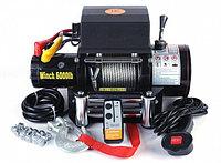 Лебедка электрическая 12V Electric Winch 6000lbs / 2722 кг