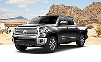 Пороги РИФ съемные Toyota Tundra 2007+ CrewMax