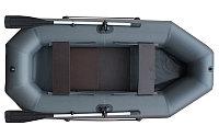 Гребная лодка ПВХ Скат 260 + 2 рейки
