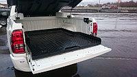 Платформа грузовая выкатная Toyota Hilux 2011-2015 двойная кабина