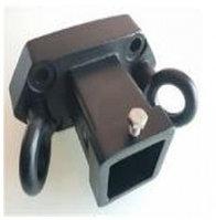 Переходник для фаркопа под квадрат 50 мм с дополнительными креплениями