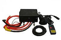 Блок управления в сборе для лебёдок Electric Winch 9500/12000lbs с радопультом 12V