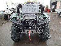 Передний бампер для квадроцикла yamaha grizzly 700/550
