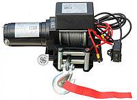 Лебедка электрическая 12V ATV Electric Winch 3000lbs / 1361 кг