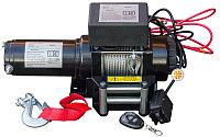 Лебедка электрическая 12V ATV Electric Winch 4000lbs / 1814 кг