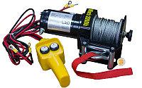 Лебедка электрическая 12V ATV Electric Winch 2000lbs / 907 кг