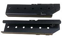 Крепеж для заднего бампера Mitsubishi L200 2014+ комплект