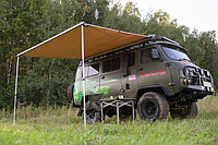 Маркиза автомобильная РИФ 2х2,5 м