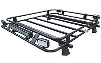 Багажник экспедиционный PGT-B.09.02 для Toyota Hilux 1400х1200х120 с креплениями на крышу