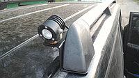 Кронштейн под рейлинг для установки антенны УАЗ Патриот (задний правый)