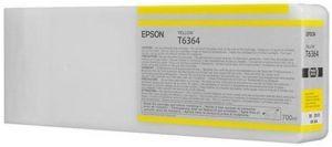 Картридж Epson C13T636400 SP 7900 / 9900 желтый