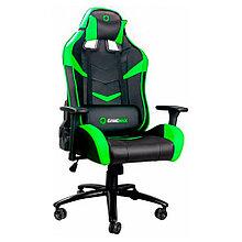 Игровое кресло GAMEMAX GCR08 (green-black)