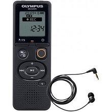 Диктофон Olympus VN-541PC (4Гб) с телефонным микрофоном TP8 черный