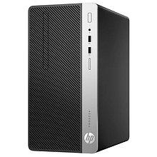 Системный блок HP Prodesk 600G3SFF / Platinum / i7-7700 / 8GB / 256GB SSD / W10p64 / DVD-WR / 3yw / USB  Slim