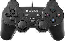 Геймпад беспроводной Defender Omega USB, 12 кнопок, 2 стика