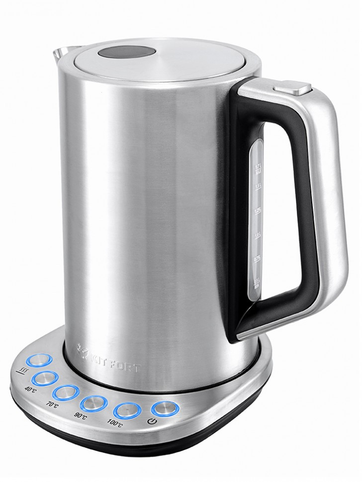 Электрический чайник Kitfort KT-621 металл