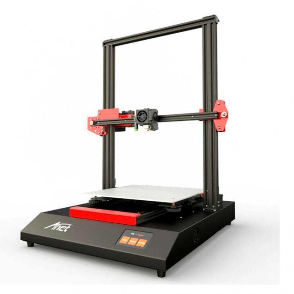 3D Printer Anet ET5(монтаж)
