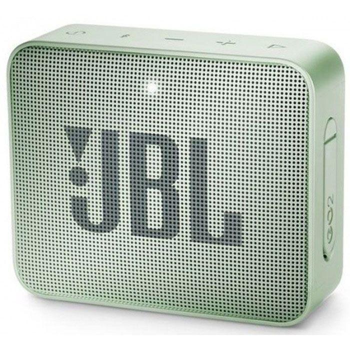 Акустическая система JBL GO 2 мятный