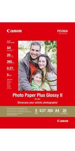 Бумага Canon Photo Paper Glossy PP-201, 10x15, 50 листов