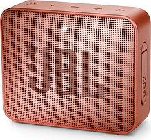 Акустическая система JBL GO 2 светло коричневый