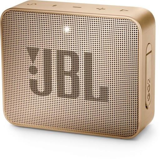 Динамик JBL Портативная акустическая система JBL GO 2 брызги шампанского