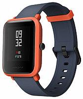 Смарт часы Xiaomi Amazfit Bip красный