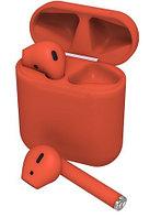 Наушники-вкладыши беспроводные RITMIX RH-825BTH TWS красный