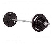 Штанга HomeSport стандарт 60 кг (150 см)