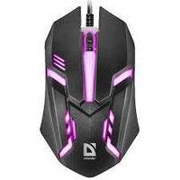 Компьютерная мышь Defender Сyber MB-560L черный