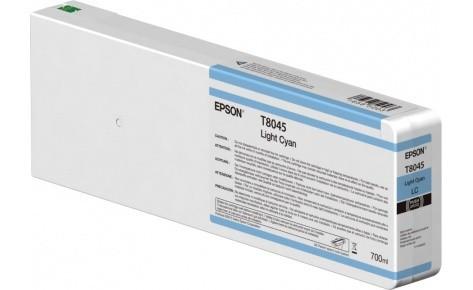 Картридж Epson C13T804500 SC-P6000/7000/8000/9000 светло-голубой