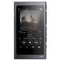 MP3 плеер Sony NWA45B.EE черный